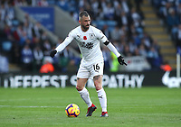 Burnley's Steven Defour<br /> <br /> Photographer Rachel Holborn/CameraSport<br /> <br /> The Premier League - Saturday 10th November 2018 - Leicester City v Burnley - King Power Stadium - Leicester<br /> <br /> World Copyright &copy; 2018 CameraSport. All rights reserved. 43 Linden Ave. Countesthorpe. Leicester. England. LE8 5PG - Tel: +44 (0) 116 277 4147 - admin@camerasport.com - www.camerasport.com