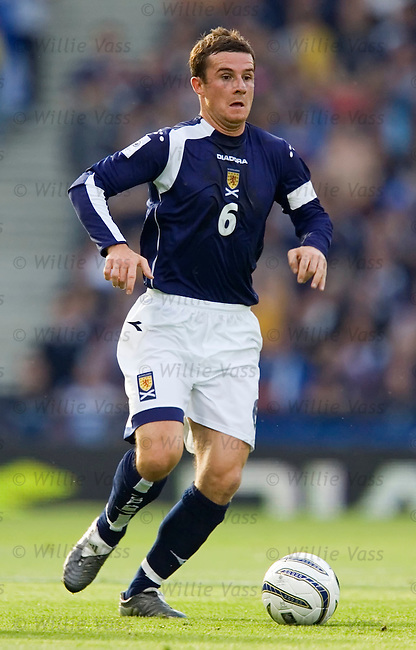Barry Ferguson, Scotland.stock season 2005-2006.pic willie vass
