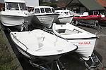 Boats for sale, Seamark Nunn, Trimley, Suffolk, England