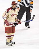 JD Corbin - The Ferris State Bulldogs defeated the University of Denver Pioneers 3-2 in the Denver Cup consolation game on Saturday, December 31, 2005, at Magness Arena in Denver, Colorado.