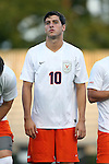 11 September 2015: Virginia's Nick Corriveau. The Duke University Blue Devils hosted the University of Virginia Cavaliers at Koskinen Stadium in Durham, NC in a 2015 NCAA Division I Men's Soccer match. The game ended in a 2-2 tie after overtime.