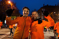Run San Silvestre Road Race 2012