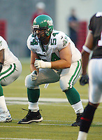 Jeremy O'Day Saskatchewan Roughriders 2003. Photo Scott Grant