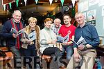 At the Na Gaeil Club Race Night fundraiser on Saturday were Karl Bulman Mary Maunsell, Sheila Bulman  Sean O'Connor Brian O'Shea, Denis Sugrue