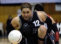 170831 Wheelchair Rugby - NZ Wheel Blacks v Japan