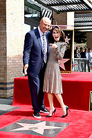 LOS ANGELES - FEB 21:  Dr Phil McGraw and Robin McGraw at the Dr Phil Mc Graw Star Ceremony on the Hollywood Walk of Fame on February 21, 2019 in Los Angeles, CA