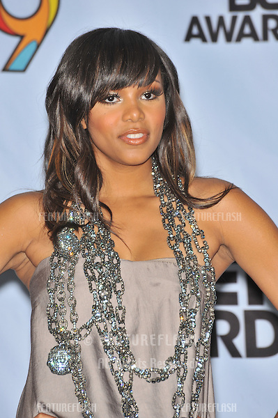 Letoya Luckett at the 2009 BET Awards (Black Entertainment Television) at the Shrine Auditorium..June 28, 2009  Los Angeles, CA.Picture: Paul Smith / Featureflash