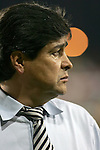 25 July 2007:  Luis Fernando Tena, Technical Director of Club America.  Club America was defeated by the Houston Dynamo 0-1 at Robertson Stadium in Houston, Texas, in a first round SuperLiga 2007 match.