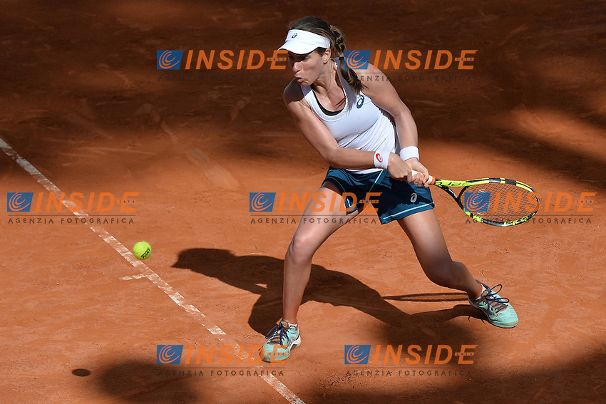 Johanna Konta (GBR)<br /> Roma 12-05-2016  Foro Italico<br /> Internazionali BNL d'Italia, <br /> Tennis WTA<br /> Foto Antonietta Baldassarre / Insidefoto