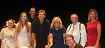 """Cast: Meredith Taylor, Emma Gilliland, Grant Aleksander, Tina Sloan, Robert Forester, Cynthia Watros - Michael O'Leary - Guiding Light's Michael O'Leary author of """"Breathing Under Dirt"""" - full play - had its world premier on August 13 and 14, 2016 at the Ella Fitzgerald Performing Arts Center, University of Maryland Eastern Shore, Princess Anne, Maryland  (Photo by Sue Coflin/Max Photos)"""