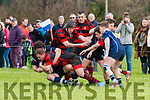 Killarney vs Killorglin Rugby match.