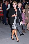 09.10.2012. Baroness Carmen Thyssen Bornemisza  attends concert in Ainhoa Arteta at the Teatros del Canal in Madrid, Spain. In the image  Carmen Thyssen Bornemisza  (Alterphotos/Marta Gonzalez)