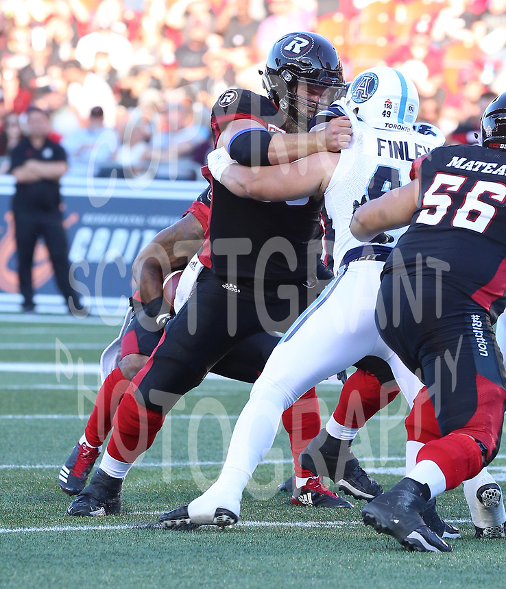 Jon Gott Ottawa RedBlacks-8july2017-Photo: Scott Grant