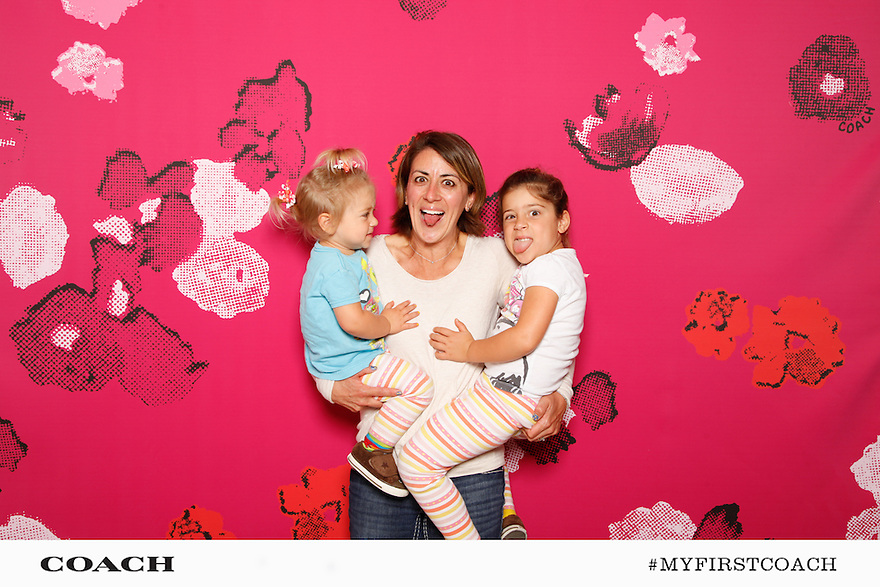 #MyFirstCoach event at coach outlet, milpitas