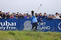 Andy Sullivan (ENG) tees off the 18th tee during Saturday's Round 3 of the Dubai Duty Free Irish Open 2019, held at Lahinch Golf Club, Lahinch, Ireland. 6th July 2019.<br /> Picture: Eoin Clarke | Golffile<br /> <br /> <br /> All photos usage must carry mandatory copyright credit (© Golffile | Eoin Clarke)