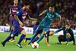 Supercopa de Espa&ntilde;a - Ida.<br /> FC Barcelona vs R. Madrid: 1-3.<br /> Lionel Messi vs Casemiro.