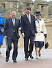 "QUEEN AND MEMBERS OF THE ROYAL FAMILY.attend Easter Service at St George's Chapel, Windsor_April8, 2012.Mandatory credit photo: ©NEWSPIX INTERNATIONAL..(Failure to credit will incur a surcharge of 100% of reproduction fees)..                **ALL FEES PAYABLE TO: ""NEWSPIX INTERNATIONAL""**..IMMEDIATE CONFIRMATION OF USAGE REQUIRED:.Newspix International, 31 Chinnery Hill, Bishop's Stortford, ENGLAND CM23 3PS.Tel:+441279 324672  ; Fax: +441279656877.Mobile:  07775681153.e-mail: info@newspixinternational.co.uk"