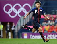 Olympisches Fussballturnier 2012