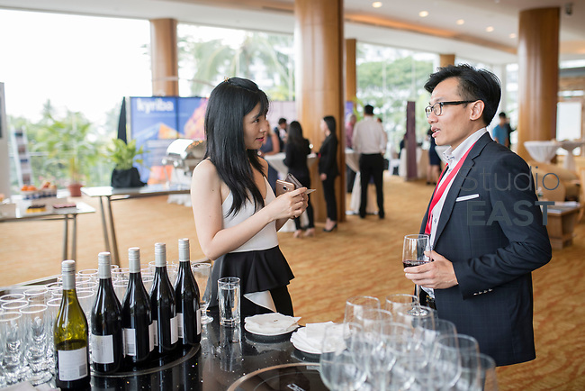 Closing Event Cocktails during CT Week in Shangri-La Hotel, Singapore, on 7 March 2018. Photo by Weixiang Lim/Studio EAST