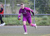 Robin Reinhard (Offenbach) - Büttelborn 15.05.2019: SKV Büttelborn vs. Kickers Offenbach, A-Junioren, Hessenpokal Halbfinale