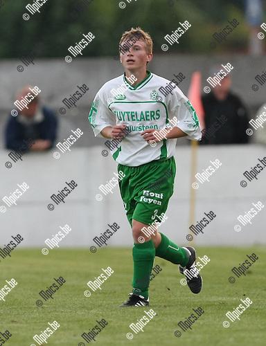 2008-07-23 / Voetbal / seizoen 2008 - 2009 / Dessel Sport / Stef Adriaensen..Foto: Maarten Straetemans (SMB)