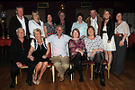 John Kirwan celebrating his 50th birthday with friends in the Star and Crescent. Photo: Colin Bell/pressphotos.ie