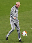 AFC Ajax's coach Erik ten Hag during training session. February 19,2020.(ALTERPHOTOS/Acero)