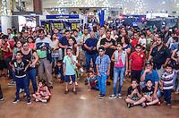 Auto Show. <br /> Exhibición de vehículos deportivos, clásicos, militares y sonido realizado en ExpoForum. <br /> <br /> ©Foto: JavierSandoval/NortePhoto