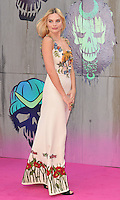 Margot Robbie at the &quot;Suicide Squad&quot; European film premiere, Odeon Leicester Square cinema, Leicester Square, London, England, UK, on Wednesday 03 August 2016.<br /> CAP/CAN<br /> &copy;CAN/Capital Pictures /MediaPunch ***NORTH AND SOUTH AMERICAS ONLY***