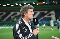 Nationaltrainer Rainer Adrion (D)