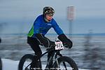 Frosty Bottom Bicylce Race January 10, 2019 in Anchorage Alaska.