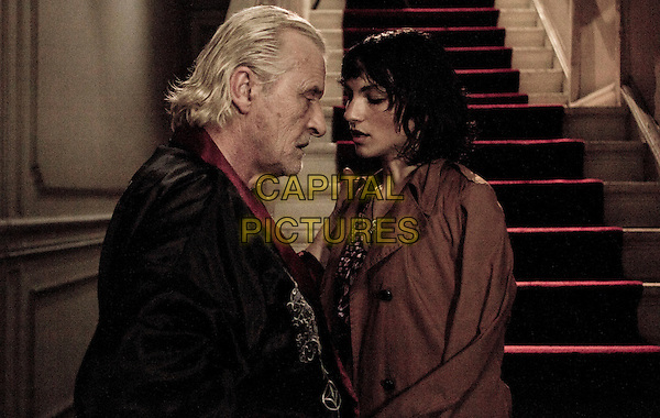 Rutger Hauer, Manuela Martelli<br /> in The Future (2013) <br /> (Il futuro)<br /> *Filmstill - Editorial Use Only*<br /> CAP/FB<br /> Image supplied by Capital Pictures