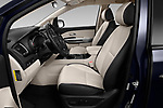 Front seat view of 2019 KIA Sedona EX 5 Door Minivan Front Seat  car photos