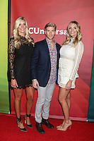 Ashley Wirkus, Kyle Cook, Lauren Wirkus<br /> at the NBC/Universal Cable TCA Winter 2017, Langham Hotel, Pasadena, CA 01-17-17<br /> David Edwards/DailyCeleb.com 818-249-4998