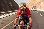 Gorka Izagirre (ESP) Bahrain Merida during Stage 4 of the 2018 Tour of Oman running 117.5km from Yiti (Al Sifah) to Ministry of Tourism. 16th February 2018.<br /> Picture: ASO/Muscat Municipality/Kare Dehlie Thorstad | Cyclefile<br /> <br /> <br /> All photos usage must carry mandatory copyright credit (&copy; Cyclefile | ASO/Muscat Municipality/Kare Dehlie Thorstad)