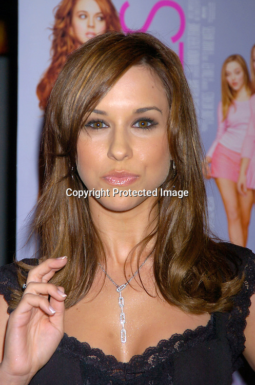 "Lacy Chabert ..at a private screening of ""Mean Girls"" on April 23, 2004 at the Loews Lincoln Square Theatre in New York City. ..Photo by Robin Platzer, Twin Images"