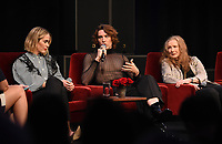 "LOS ANGELES- MAY 18: (L-R) Sarah Paulson, Cody Fern, and Frances Conroy attend 20th Century Fox Television and FX's ""American Horror Story: Apocalypse"" FYC red carpet event at Neuehouse on May 18, 2019 in Los Angeles, California. (Photo by Frank Micelotta/FX/PictureGroup)"