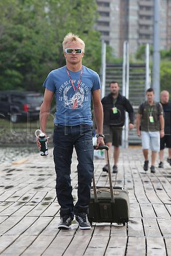 06.10.2011, Montreal, Canada. Formula 1 Grand Prix.   Heikki Kovalainen, Team Lotus, ..
