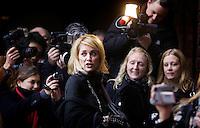 Oslo, 20061210. Nobel Fredspris, utdeling i Oslo Ra????dhus. Sharon Stone ankommer. Foto: Eirik Helland Urke / Dagbladet