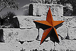 Rusty Lone Star