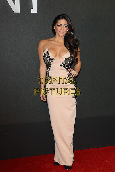 LONDON, ENGLAND - MARCH 11: Casey Batchelor attends the World Premiere of 'Insurgent' at Odeon Leicester Square on March 11, 2015 in London, England<br /> CAP/ROS<br /> &copy;Steve Ross/Capital Pictures