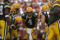 31 October 2004:  Brett Favre (4).<br />