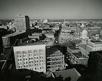 1960 November 3..Redevelopment.Downtown North (R-8)..Downtown Progress..North View from VNB Building..HAYCOX PHOTORAMIC INC..NEG# C-60-5-44.NRHA#..