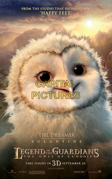 POSTER ART.in Legend of the Guardians: The Owls of Ga'Hoole.*Filmstill - Editorial Use Only*.CAP/FB.Supplied by Capital Pictures.