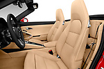 Front seat view of 2018 Porsche 911 Carrera 2 Door Convertible Front Seat  car photos