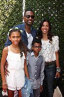 Bill Bellamy, Family<br /> at the John Varvatos 11th Annual Stuart House Benefit, John Varvatos Boutique, West Hollywood, CA 04-13-14<br /> David Edwards/Dailyceleb.com 818-249-4998