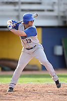 April 14, 2010:  First Baseman Rob Lawler of the Buffalo Bulls during a game at Sal Maglie Stadium in Niagara Falls, NY.  Photo By Mike Janes/Four Seam Images