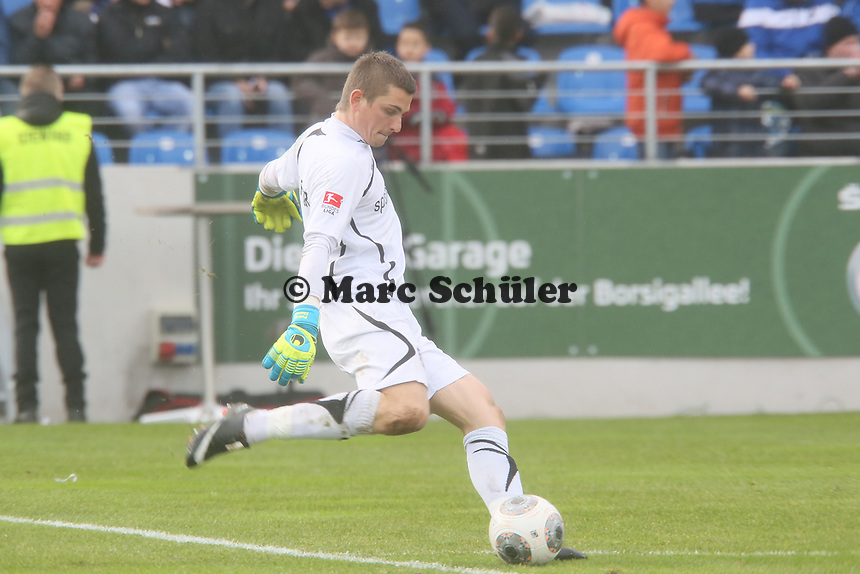 Patric Klandt (FSV) -  FSV Frankfurt vs.Dynamo Dresden, Frankfurter Volksbank Stadion