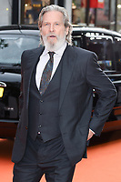 Jeff Bridges at the world premiere for &quot;Kingsman: The Golden Circle&quot; at the Odeon and Cineworld Leicester Square, London, UK. <br /> 18 September  2017<br /> Picture: Steve Vas/Featureflash/SilverHub 0208 004 5359 sales@silverhubmedia.com