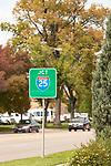 I-25 Sign
